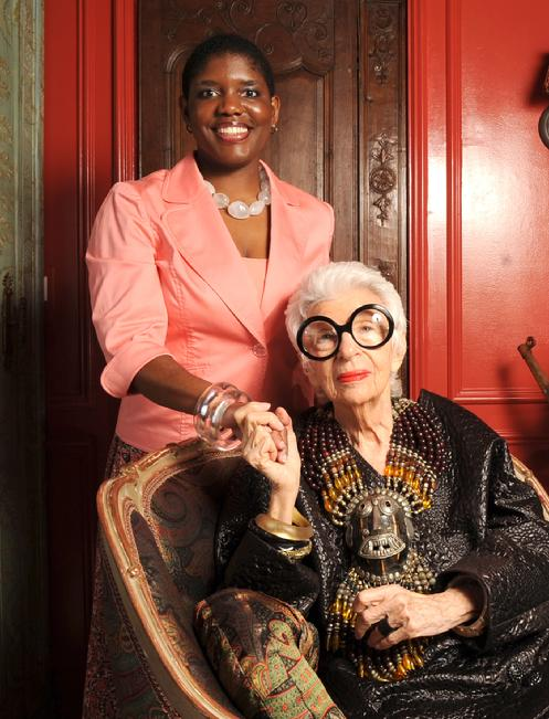 Iris Apfel, Museum of Lifestyle & Fashion History